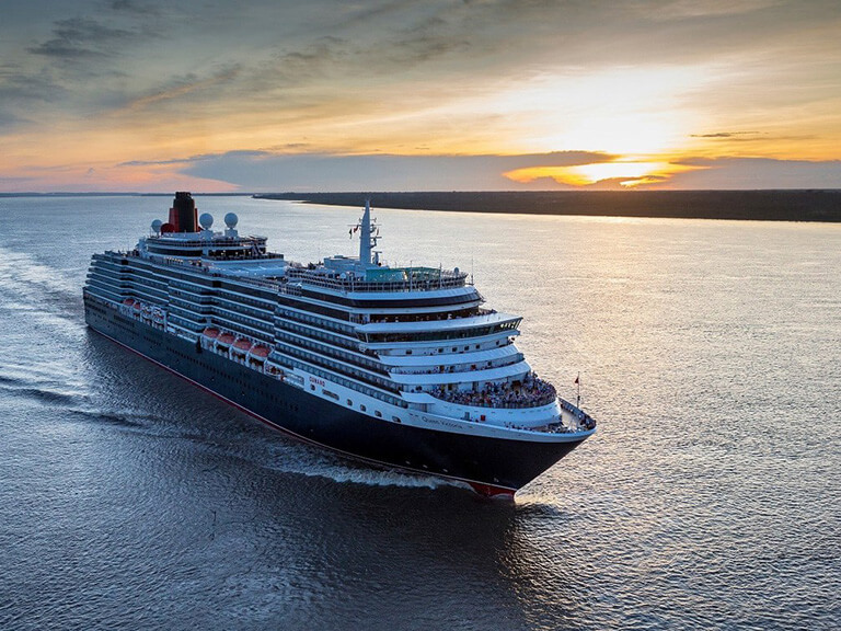 First marine EGCS full scale installation (8,64 MW DE) on a cruise ship – Queen Victoria