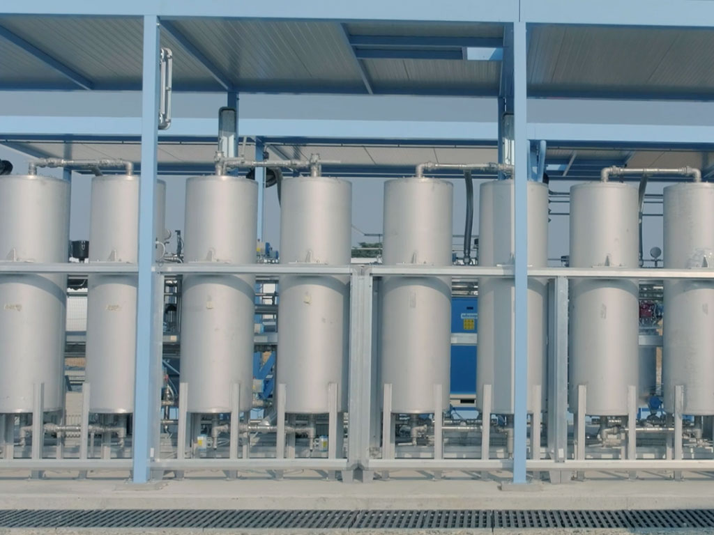 Biogas Upgrading