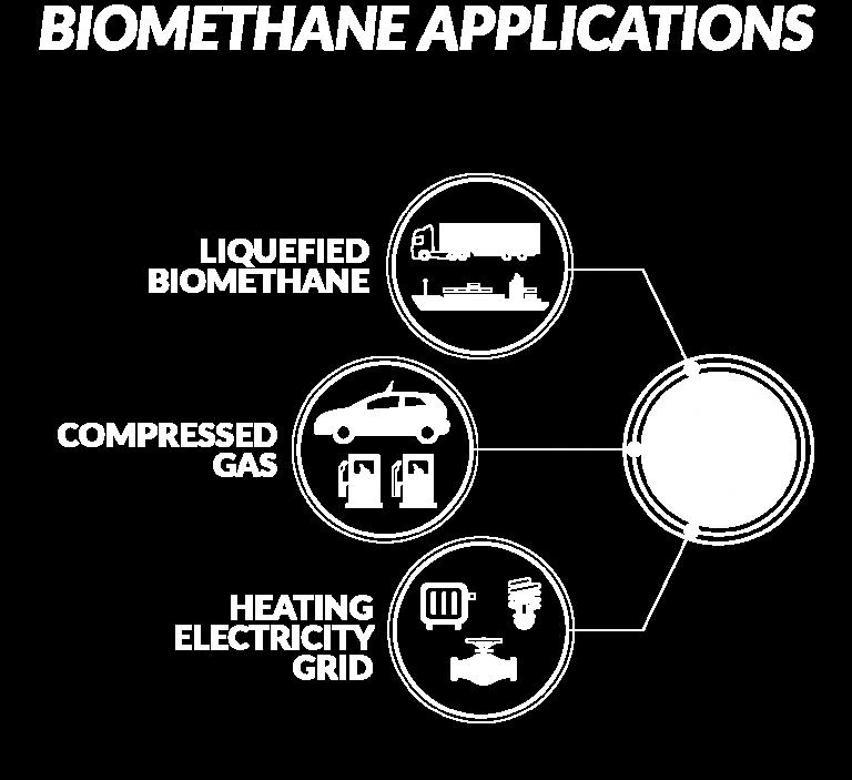 Biomethane Applications
